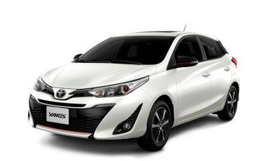 Toyota Yaris automático – Grupo F