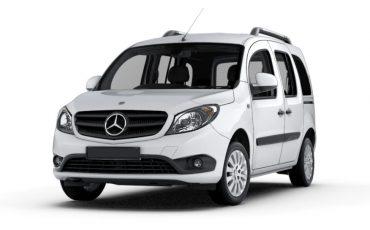 Mercedes Citan o similar – Grupo H