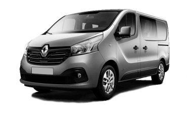 Renault Trafic o similar – Grupo K